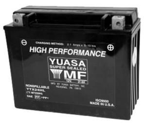 Batterie sans entretien Yuasa