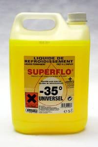 Liquide de refroidissement -35