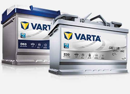 Batterie VARTA Silver Dynamic