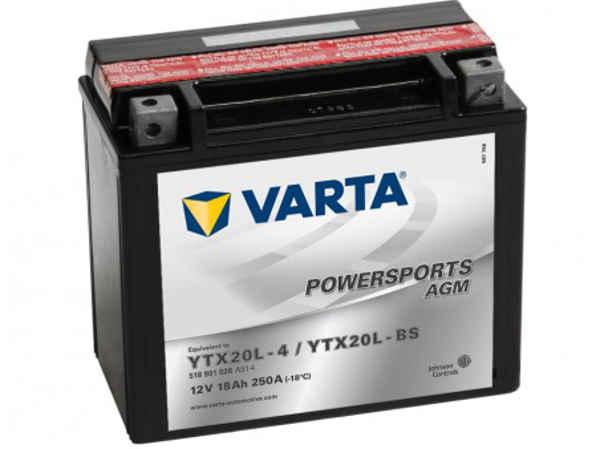 batterie quad 5