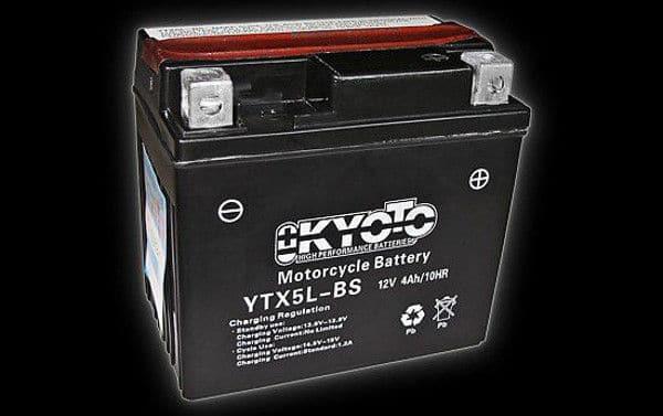 batterie quad 6